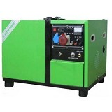GREENPOWER Low-Noise LPG/NG Genset [CC5000DA-LPG/NG]